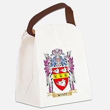 Unique Wyatt Canvas Lunch Bag