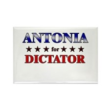 ANTONIA for dictator Rectangle Magnet