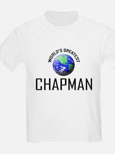 World's Greatest CHAPMAN T-Shirt