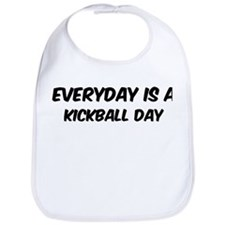 Kickball everyday Bib