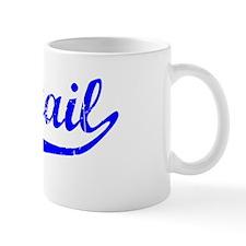Abbigail Vintage (Blue) Mug