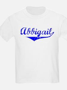 Abbigail Vintage (Blue) T-Shirt