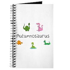 Autumnosaurus Journal