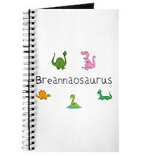 Breannaosaurus Journal