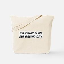 Air Racing everyday Tote Bag