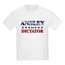 ANSLEY for dictator T-Shirt