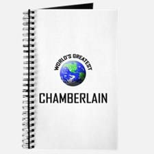 World's Greatest CHAMBERLAIN Journal