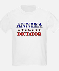 ANNIKA for dictator T-Shirt
