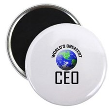 World's Greatest CEO Magnet