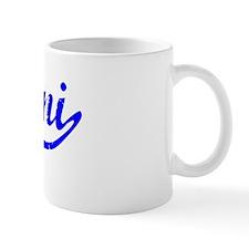 Alani Vintage (Blue) Mug