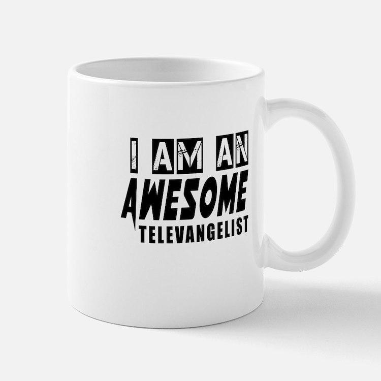 I Am Televangelist Mug