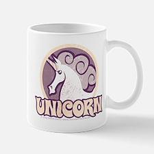 Purple Unicorn Mug