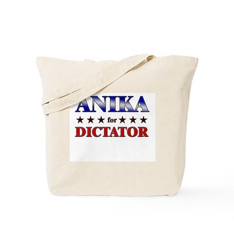 ANIKA for dictator Tote Bag