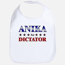 ANIKA for dictator Bib