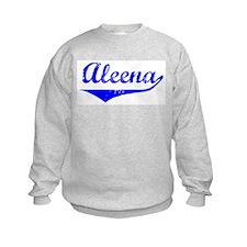 Aleena Vintage (Blue) Sweatshirt
