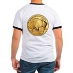 Gold Buffalo Ringer T