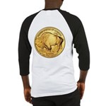 Gold Buffalo Baseball Jersey