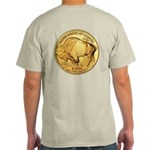 Gold Buffalo Light T-Shirt
