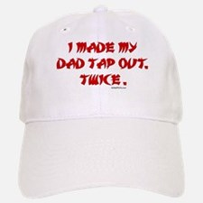 I MADE MY DAD TAP OUT... Cap