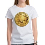 Gold Buffalo Women's T-Shirt