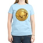 Gold Buffalo Women's Light T-Shirt