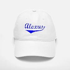 Alexus Vintage (Blue) Baseball Baseball Cap