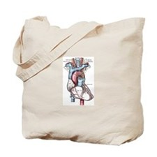Cardiac Tote Bag