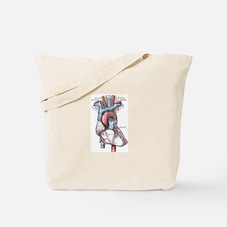Cardiac Tote Bag