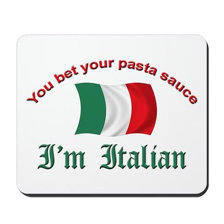 Italian Pasta Sauce Mousepad
