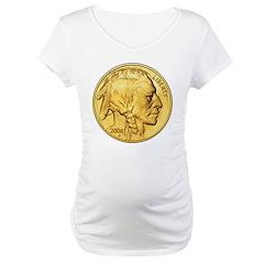 Gold Indian Head Shirt