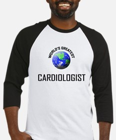 World's Greatest CARDIOLOGIST Baseball Jersey
