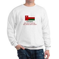 Omani - Good Looking Sweatshirt