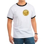 Gold Indian Head Ringer T