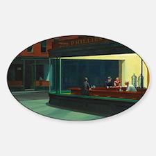 Nighthawks - Edward Hopper Decal