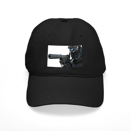 SOCOM Delta (LG) Black Cap