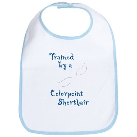 Trained by a Colorpoint Short Bib