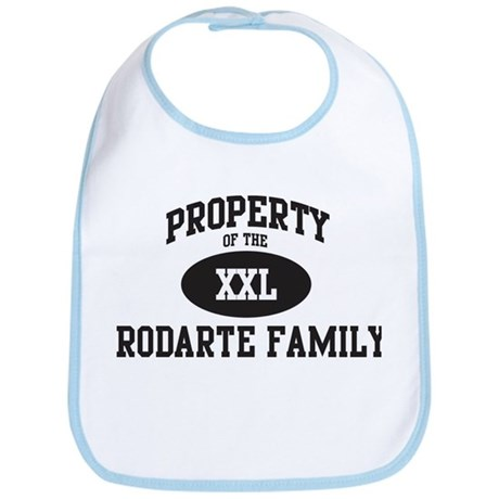 Property of Rodarte Family Bib