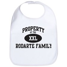 Property of Rodarte Family Bib