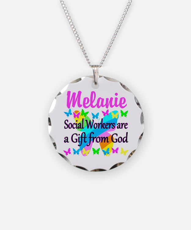 SOCIAL WORKER Necklace