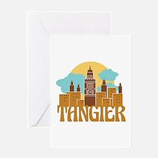 Tangier Greeting Cards