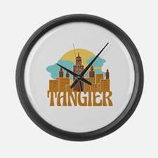 Tangier Large Wall Clock