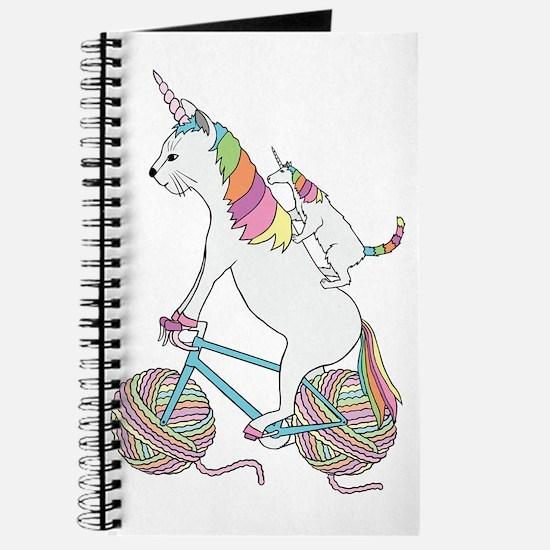Cute Yarn Journal