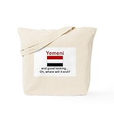 Good Looking Yemeni Tote Bag