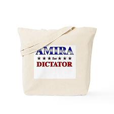 AMIRA for dictator Tote Bag