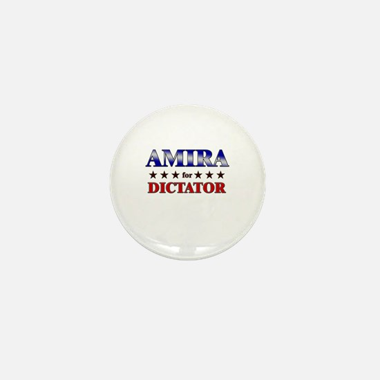AMIRA for dictator Mini Button