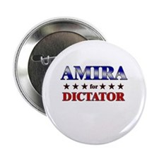 """AMIRA for dictator 2.25"""" Button (10 pack)"""