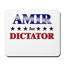 AMIR for dictator Mousepad