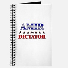 AMIR for dictator Journal