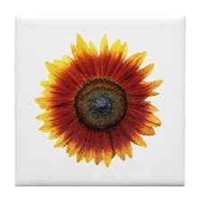 sunflowergems Tile Coaster