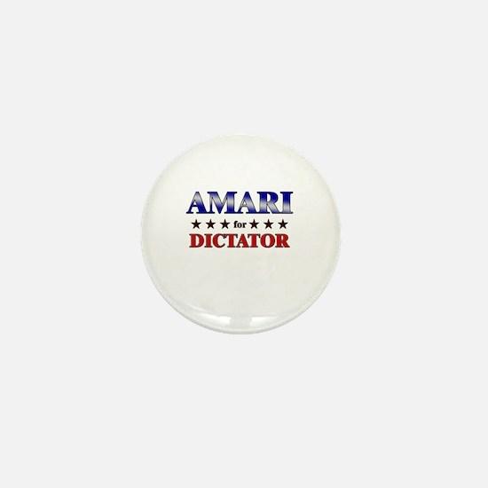 AMARI for dictator Mini Button